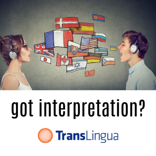 Interpretation: In Real-Time