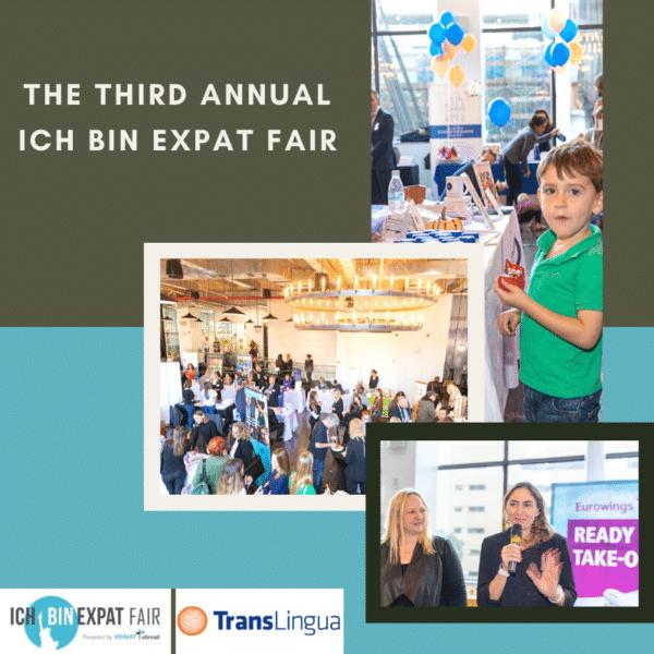 Third Annual Ich Bin Expat Fair Recap
