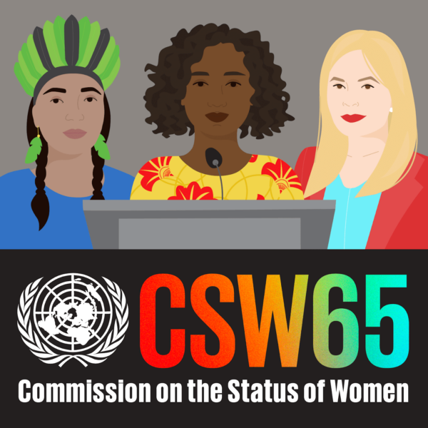 TransLingua supports UN CSW65 Commission on the Status of Women